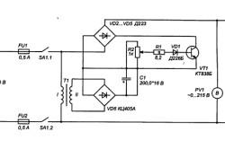 ЛАТР с биполярным транзистором