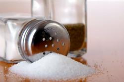 Соль для проверки теплового экрана