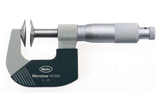 Использование микрометра в строительстве