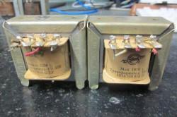 Трансформаторы старого телевизора