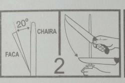Инструкция по заточке ножей мусатом
