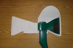 Рисунок 1. Выкройка для чехла
