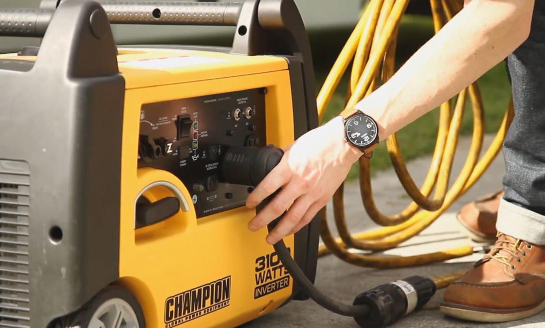 Бензиновая электростанция ремонт своими руками