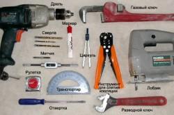 Инструменты для изготовления самодельной циркулярной пилы