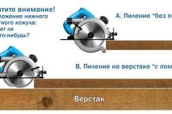 Техника безопасности при работе с пилой