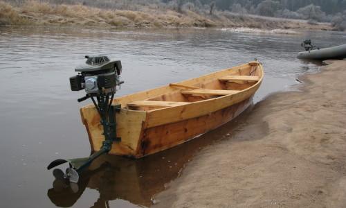 Электромотор для пвх лодки своими руками