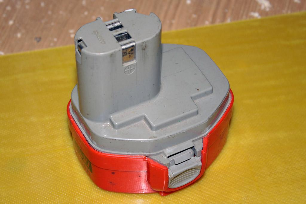 Батареи для шуруповерта ремонт своими руками 912